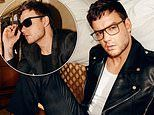 Liam Payne oozes specs appeal as he models glasses for his latest Hugo campaign