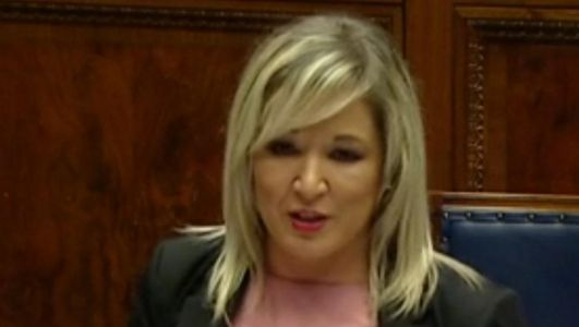 Coronavirus Northern Ireland: Sinn Fein's O'Neill stands firm as Assembly calls for apology