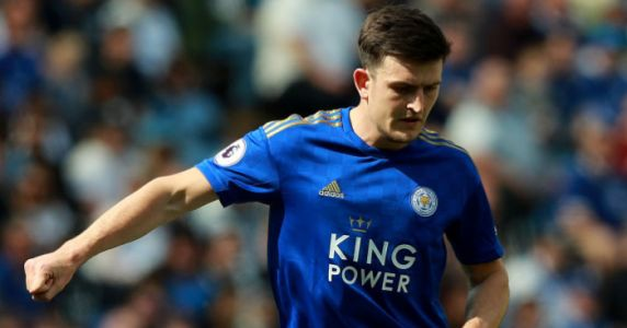 Man Utd warned as Rodgers confirms two bids for Harry Maguire have been rejected