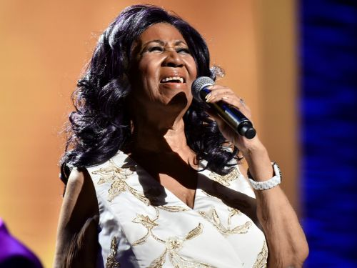 Aretha Franklin has died at age 76