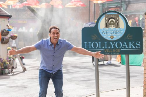 Hollyoaks returns to filming as soap temporarily goes off the air next week