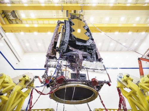 JWST completes tests to simulate rigors of launch