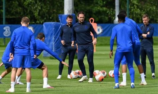 Lampard reveals Chelsea plan to deal with Man Utd after Man City Champions League ban news
