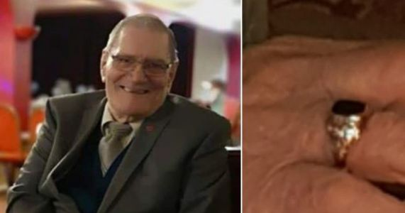 Great-grandad, 90, pushed face first into floor while thugs raided his home