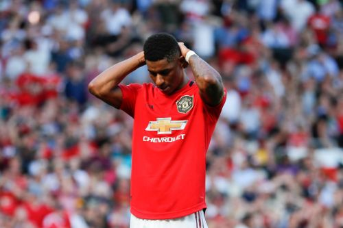 Rashford suffers horrific racist abuse on Twitter after missing penalty for Man Utd against Crystal Palace