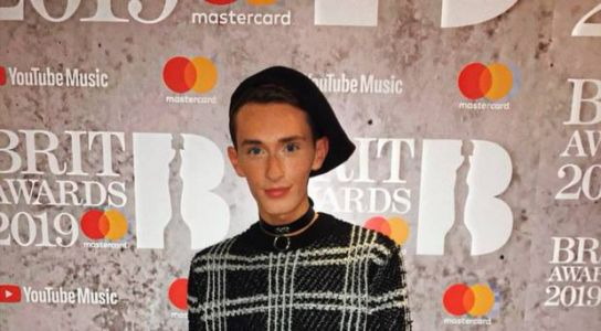 Brits 2019: Northern Ireland dancer John performs with Pink
