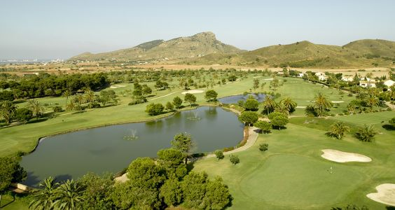 La Manga Club invites golfers to pre-Christmas party