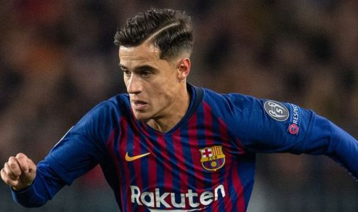 Philippe Coutinho: Bayern Munich seal loan signing of Barcelona midfielder