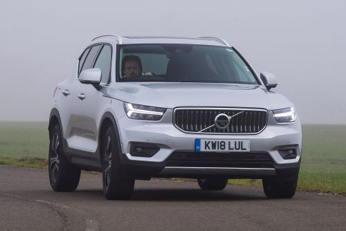 New Volvo XC40 T4 2019 review