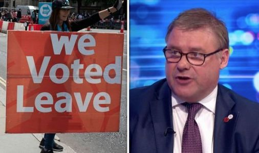 Brexit bombshell: ERG's Francois reveals how his group will KILL May's deal - 'no way'