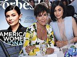 Kylie Jenner and mom Kris are allegedly 'freaking out' over her getting kicked off Forbes List