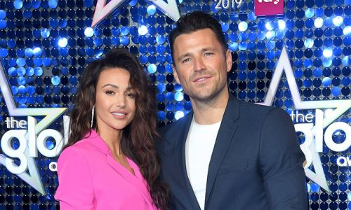 Michelle Keegan and Mark Wright suffer sad family news