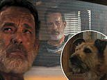 Tom Hanks tries to outrun storm and bandits in new movie trailer for science fiction film Finch