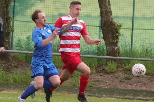 Harthill Royal boss excited by West of Scotland Football League challenge