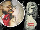 Madonna, 60, is a bride from the Wild West for Medellin video teaser with Maluma