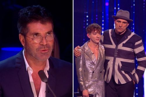Vinnie Jones forms special bond with Kevin McHale on X Factor: Celebrity