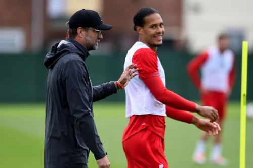 Jurgen Klopp insists Liverpool would cope in event of Virgil van Dijk injury amid Man City defensive crisis