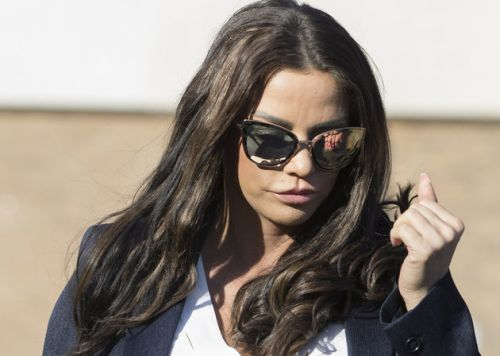 Katie Price Banned From Driving For 3 Months After Drunken Range Rover Arrest