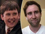 Harry Potter actor Matthew Lewis who played Neville Longbottom looks hot on Australian television
