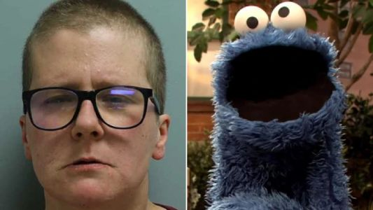 Mother dropped off daughter then 'got high on heroin while dressed as Cookie Monster'
