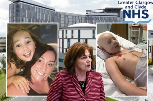 Jeane Freeman admits dirty water at Glasgow NHS hospital most likely caused Milly Main's death