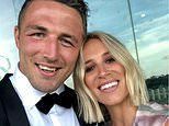 Sam Burgess is still fighting for access to an statement about his partying and domestic violence