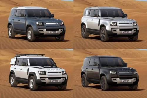 Land Rover Defender configurator creations: our best builds