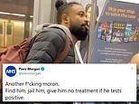 YouTuber who shared infamous clip of him licking a subway rail in NYC claims he used a FAKE TONGUE