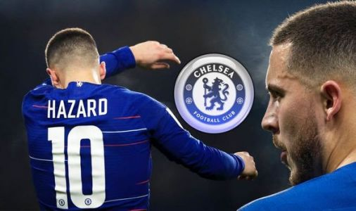 The offer Chelsea chiefs have made after losing Eden Hazard in Real Madrid transfer