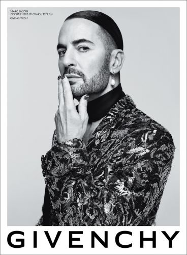 See Marc Jacobs get slapped in Givenchy's new campaign
