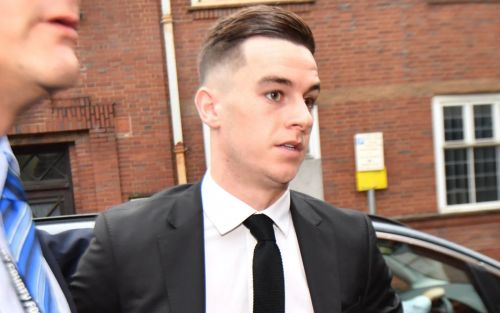Derby County players Tom Lawrence and Mason Bennett plead guilty to drink driving and fleeing scene