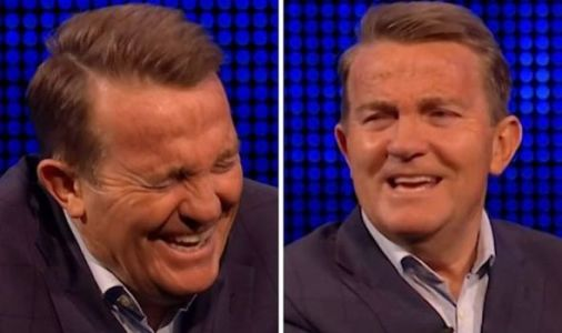 Bradley Walsh in hysterics as oddly-worded question derails show 'That's ludicrous!'