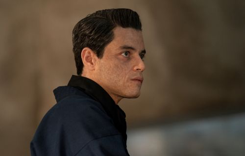 """'No Time To Die': Rami Malek says it was """"not psychologically easy"""" to play Bond villain"""
