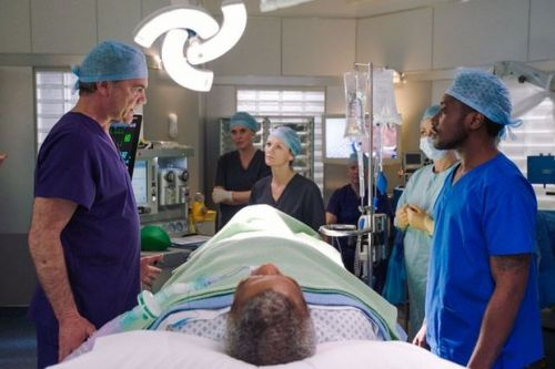 Will Ric Griffin die as Holby City airs tense final episode?