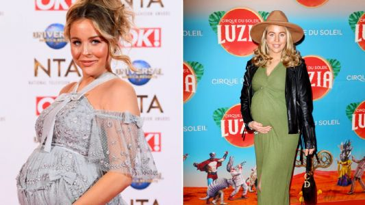 Towie star Lydia Bright gives birth to 'perfect' baby girl