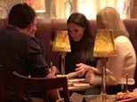 Harry and Meghan's night out in Big Apple: Couple leave the kids in LA to enjoy drinks at swanky bar