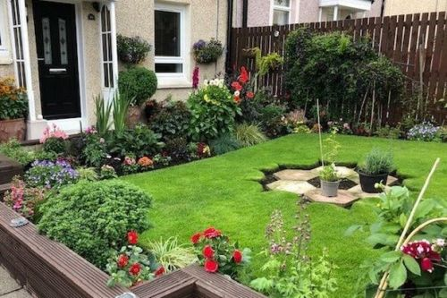 Monklands gardeners scoop prizes at North Lanarkshire in Bloom competition