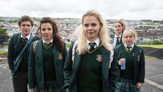 Bafta TV awards: Derry Girls among the nominees