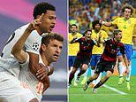 Muller says Bayern Munich's 8-2 win over Barcelona is BETTER than Germany's 7-1 win over Brazil