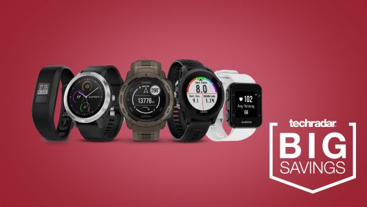 Garmin fitness trackers up to 60% off in massive sale this weekend