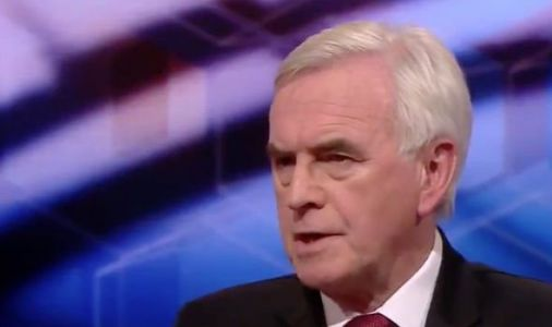 'It's GAME OVER' Andrew Neil STUNS John McDonnell after shock election exit poll results