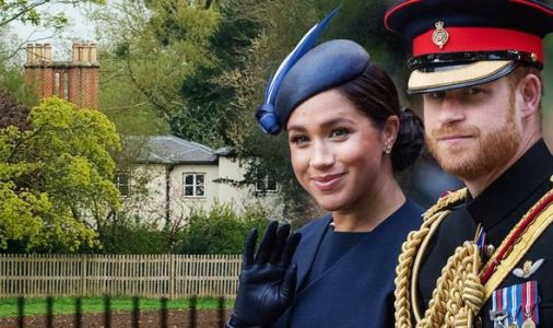 Exactly what Meghan and Harry spent your £2.4million on to do up Frogmore Cottage