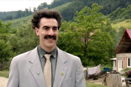 Borat 2 fans 'roaring with laughter' at Sacha Baron Cohen's 'true masterpiece'