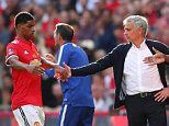 Marcus Rashford's FA Cup final is a sign of United's malaise