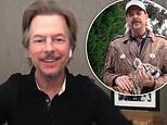 David Spade chats Tiger King dream casting for movie version and reveals if he'd play Joe Exotic