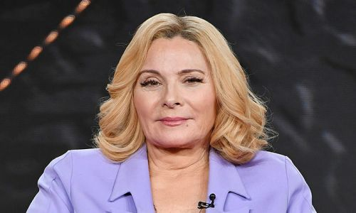 Kim Cattrall breaks silence following Sex and the City reboot announcement