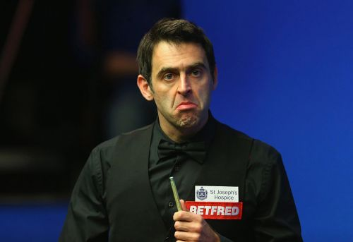 Ronnie O'Sullivan on facing Mark Williams: 'He's all done and dusted, shouldn't even be here'