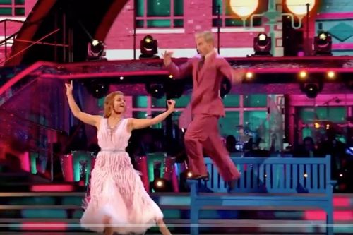 Maisie Smith receives her highest Strictly Come Dancing score of the series one week after dance off