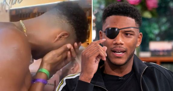 Love Island's Theo Campbell launches legal proceedings after being blinded in one eye at Ibiza champagne spray party