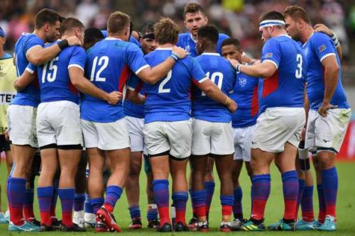 Namibia v Canada: How to watch Rugby World Cup on TV and live stream